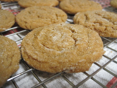 cracked ginger cookies 2