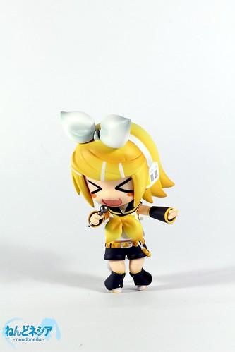 Nendoroid Kagamine Rin - Pose 3