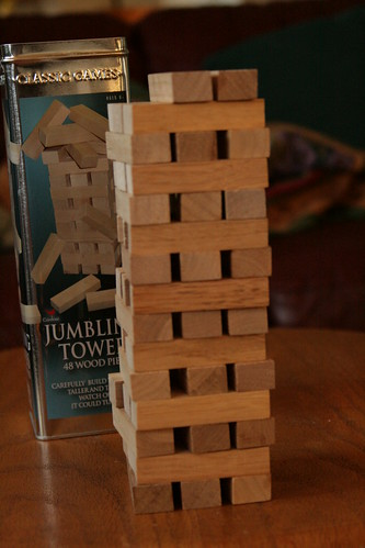 Jumbling Towers