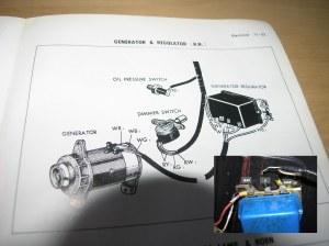 Voltage Regulator Wiring 69 Ford Pickup | Wiring Library