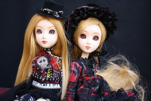 Isora and Ribon