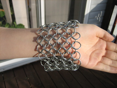 Chainmail-bracelet