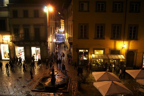 Piazza del Comune, Prato Italia