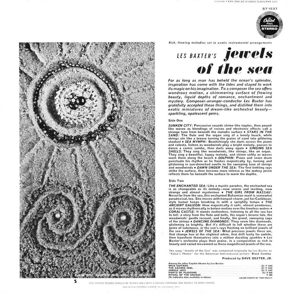 Les Baxter - Jewels of the Sea