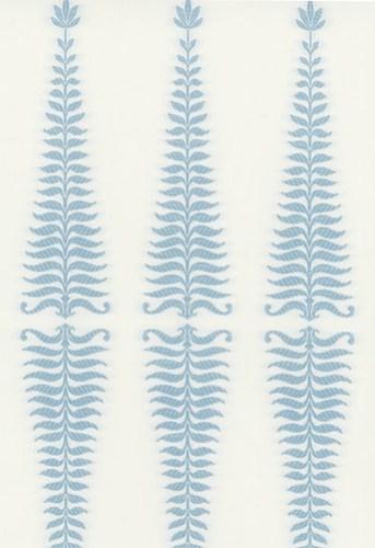 schumacher fern tree turquoise