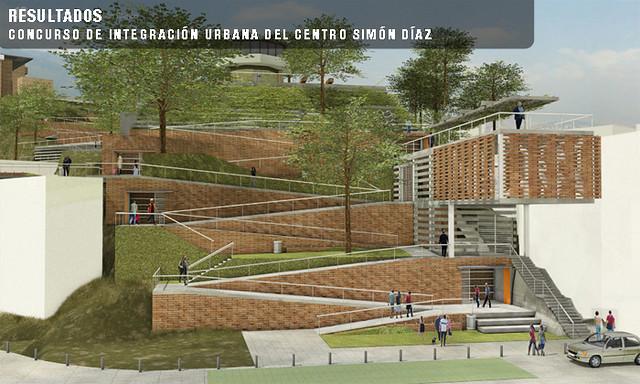 1 Concurso de Anteproyecto para la Integración Urbana del Centro Simón Díaz