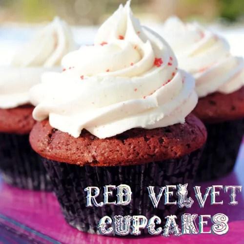 Red Velvet Cupcakes v1