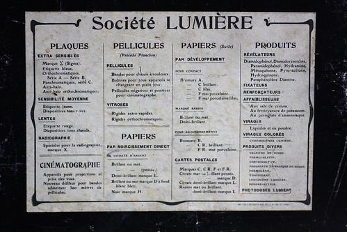 A. Lumiere & ses fils