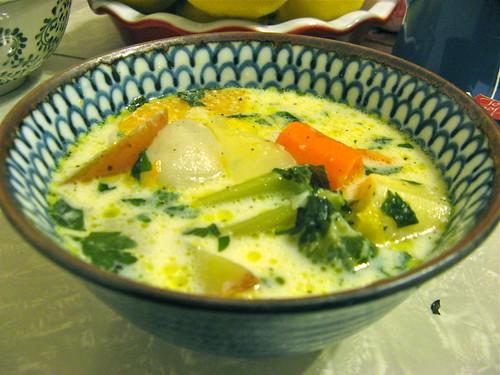 Winter Vegetable Chowder