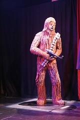Chewbacca Statue