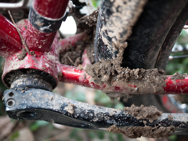 super sticky mud