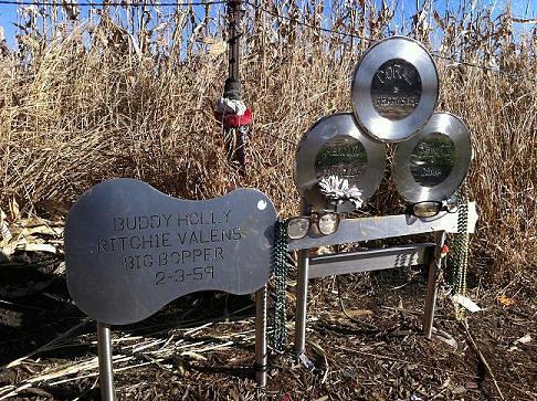 Buddy Holly Memorial