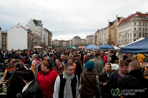 Flea Market, Vienna