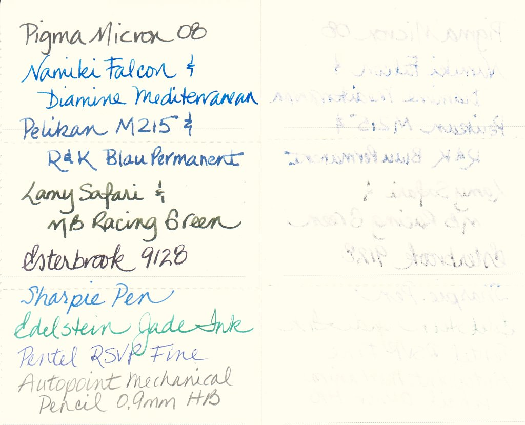 Daycraft Executive 2010 Diary Sample