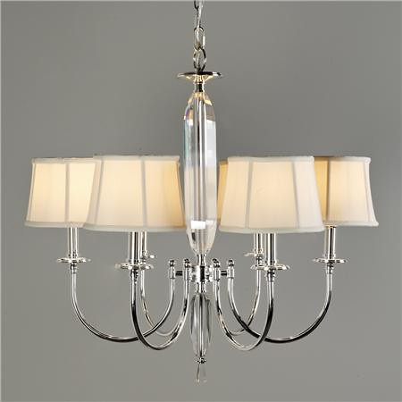 lighting, shades of light, optic crystal chandelier, $1000
