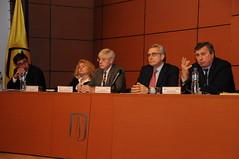 Panel plenary session 1 - Financing development in a post-crisis world: The new agenda
