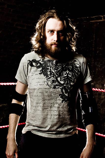 Rob Drummond - Wrestler