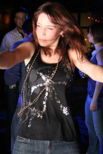 Jana dancing 1