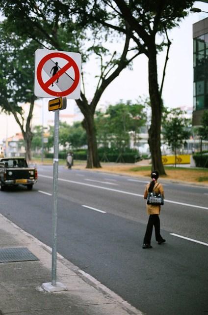 50 mm, f/2, 1/1000, 0. Film: Kodak 160NC. Camera: Nikon FM2.