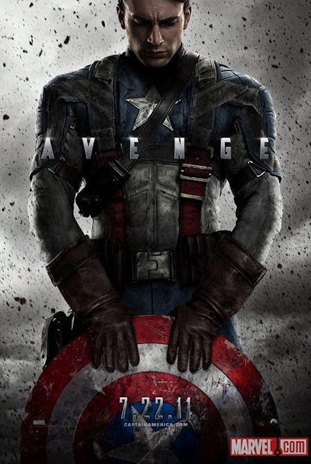captainamericaprimerposter