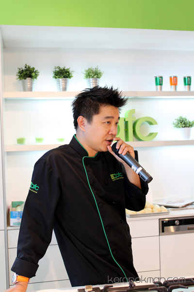 Hian Goh - AFC Co Founder