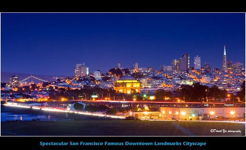 Spectacular San Francisco Famous Downtown Land...