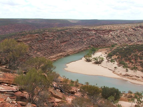 Murchison River Bend