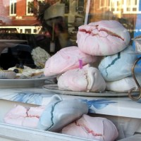 Day 45: Giant meringues