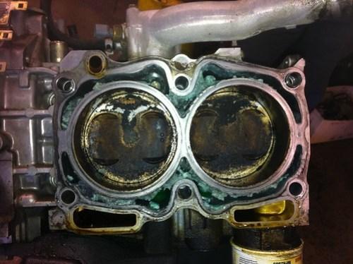Stop Leak In A Subaru Engine