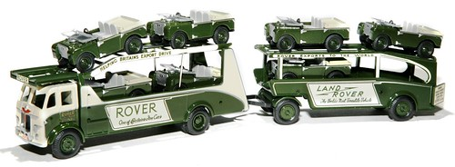 Oxford Leyland trasporto Rover