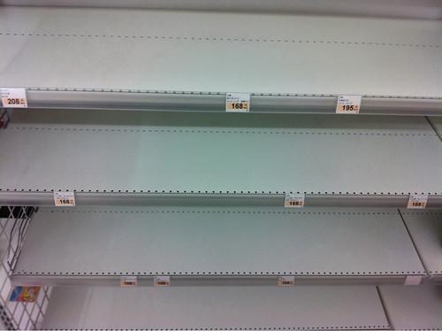 コンビニのカップ麺はまだまだない!