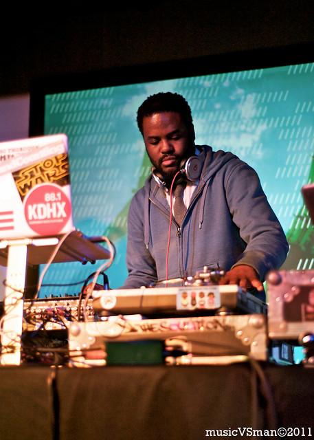 Soundclash @ The Luminary Center for the Arts - 03.27.11