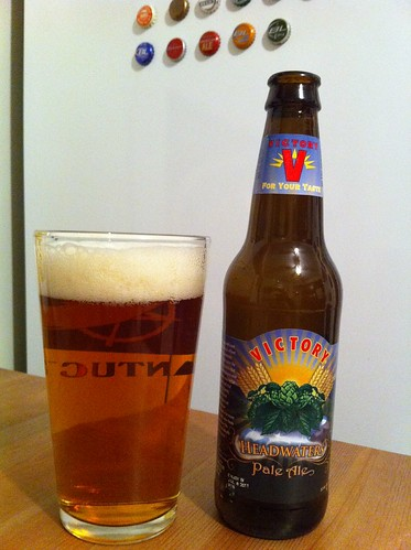 Victory Brewing Co. Headwaters Pale Ale