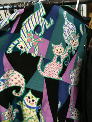 Kitty garment