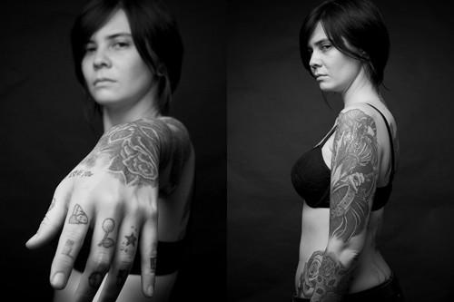 A Tatto artist (1/5)