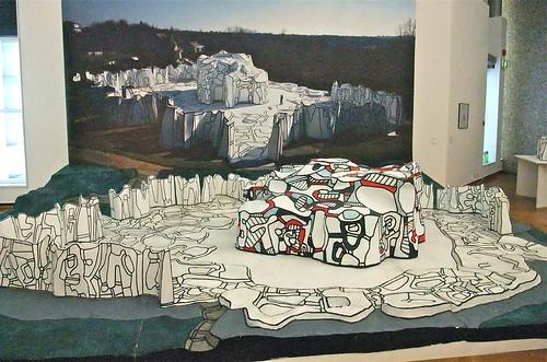 """Jean Dubuffet: """"Villa Falbala"""" (1971)"""