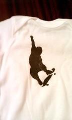 Stencil T-Shirt Craft