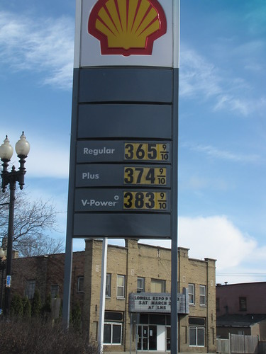 Blech!  Gas Prices