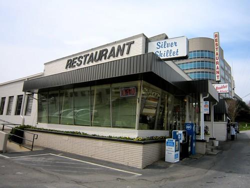 The Silver Skillet Atlanta GA Restaurant Exterior
