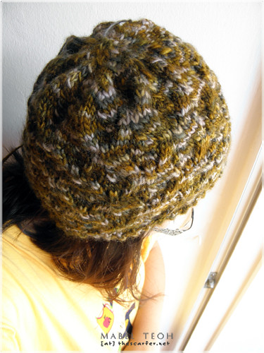 Knit: Ballard Slouch Hat