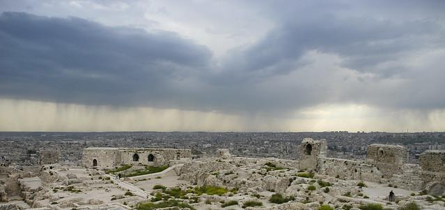 Alep sky