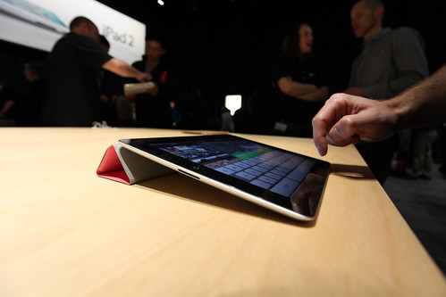 iPad 2 Launch Photos