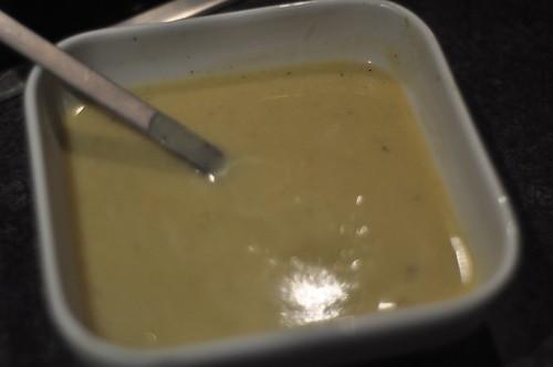 Delia's Cauliflower Soup