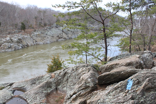 Billy Goat Trail - Blaze and Potomac