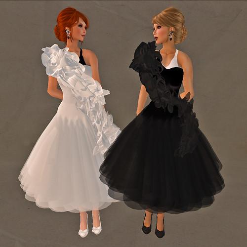 Fashion for Life - SAS Gown