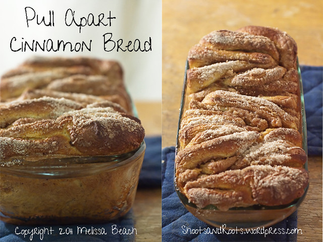 Pull Apart Bread Dyptich