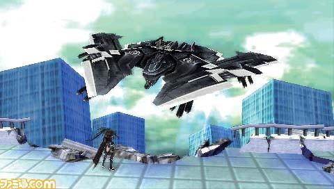 Pesawat tempur musuh?