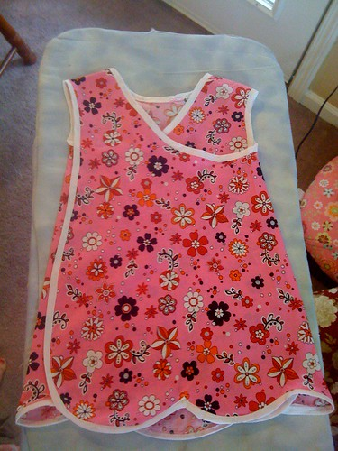 pinafore back