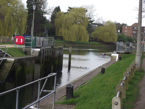 Thames - Canbury Gardens to Ham Hous by lacerslife