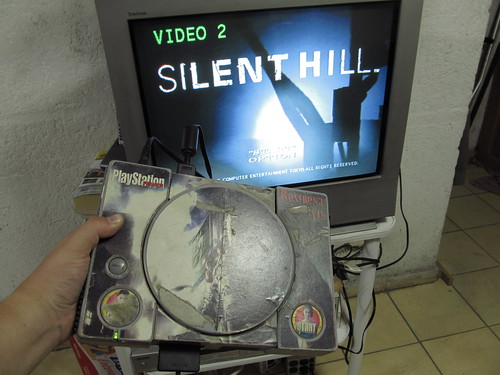 PS + Silent Hill